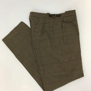 Vintage Lauren Ralph Lauren Plaid High Waist Pants